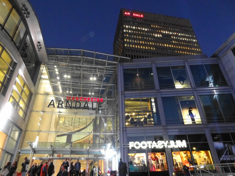 Arndale Shopping Mall