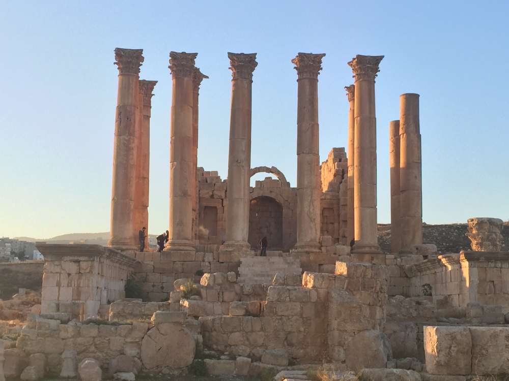 The Temple of Artemis, Jarash