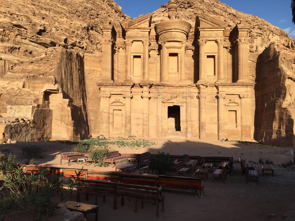 Ad Deir Monastery Petra