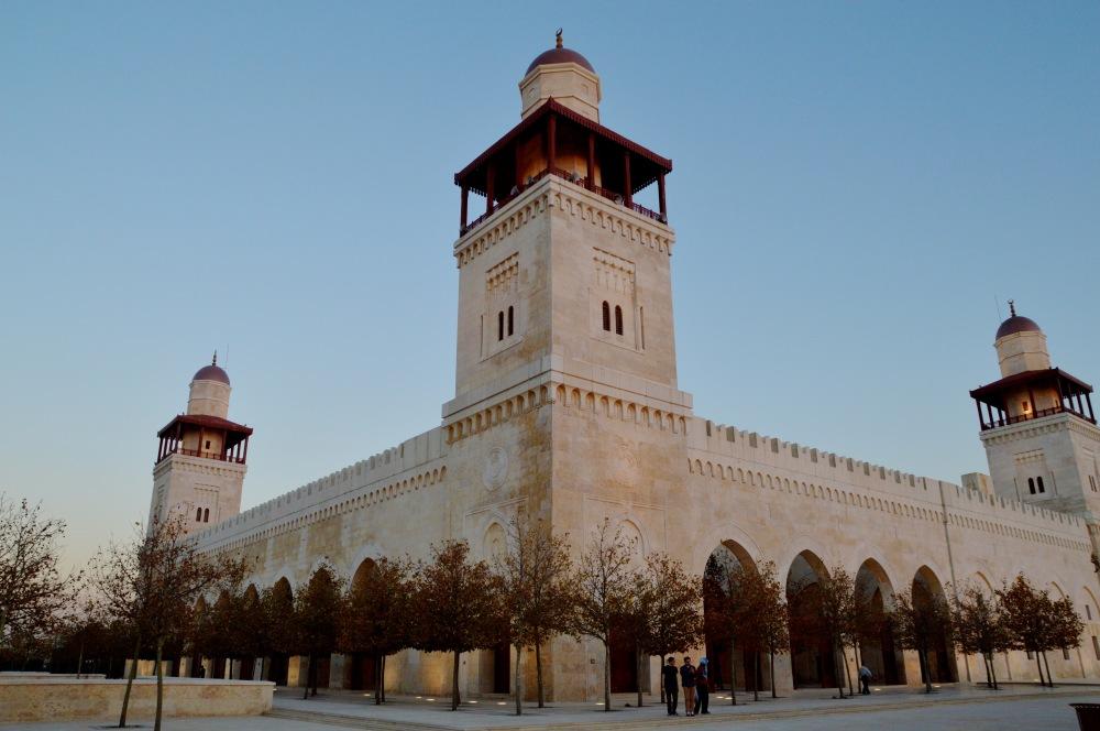 King Hussein bin Talal Mosque, Amman