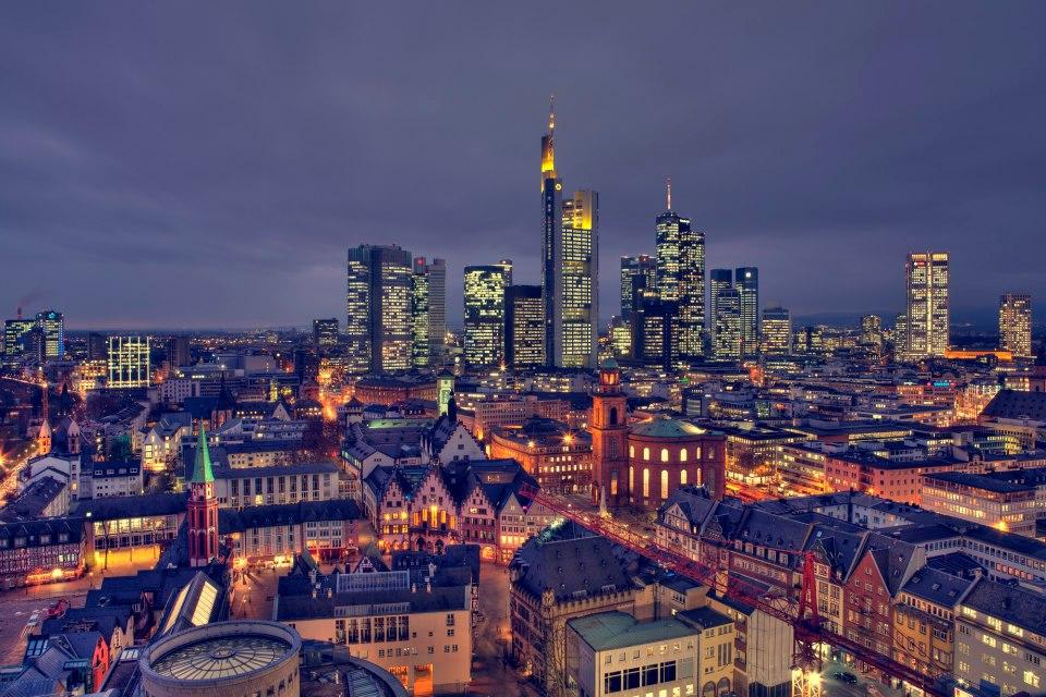 Star Hotels In Frankfurt City Centre